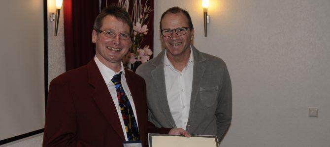Bronzene Medaille für Michael Schrenke